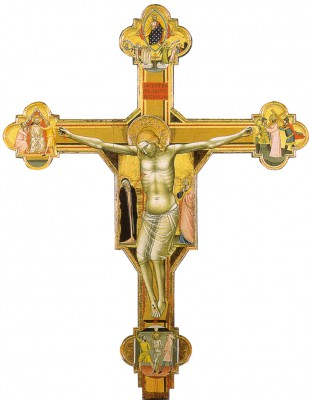 Bernardo Daddi, Il Crocifisso