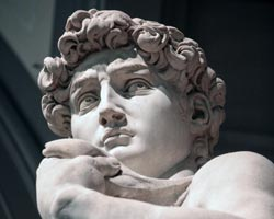 Michelangelo's Masterpiece: the David