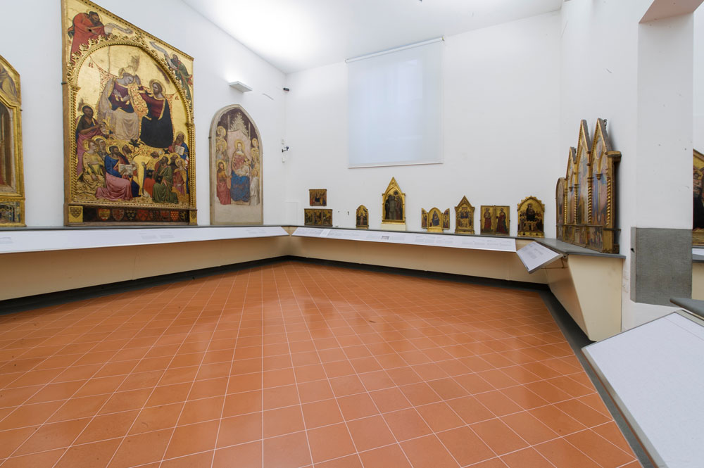 This past Monday the three Florentine Gothic Rooms also called the \u201cByzantine\u201d rooms got a face-lift. The lighting in all three rooms has been modernized ... & Florentine Gothic Rooms get a Face-Lift
